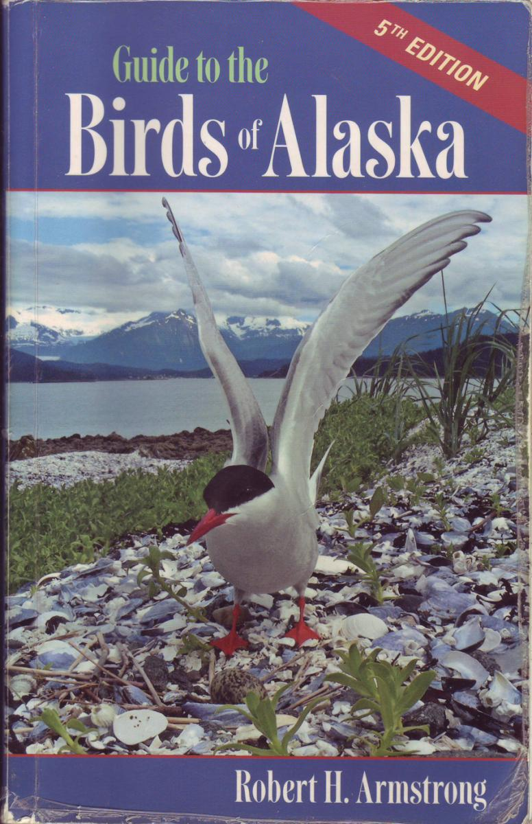 Birds of Alaska Book