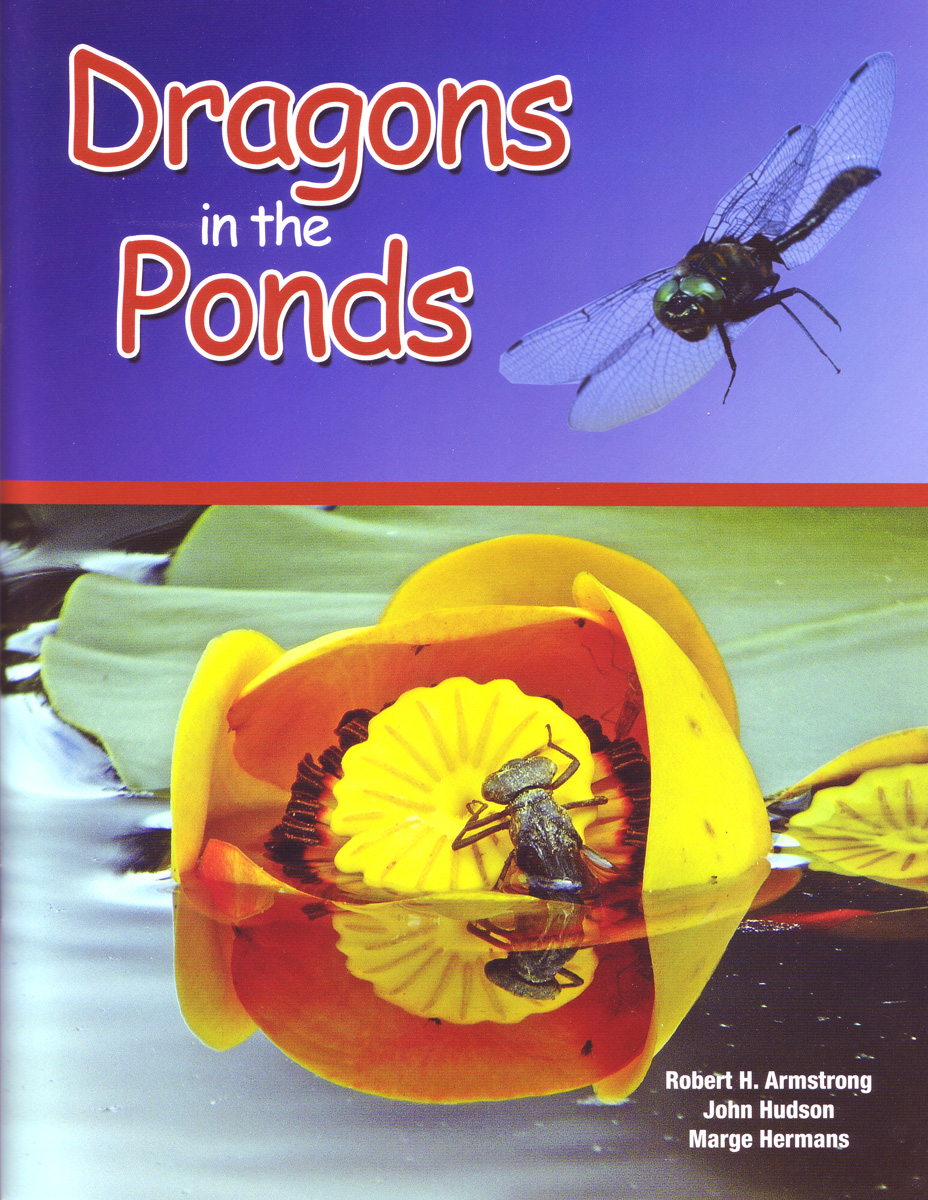 Dragons in the Ponds Book